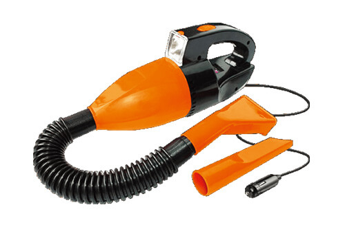 car vacuum cleaner with light