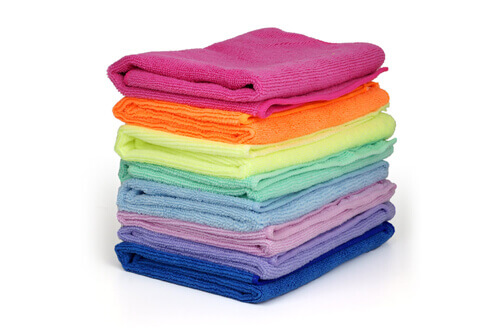 8 pack car microfiber towels MF103