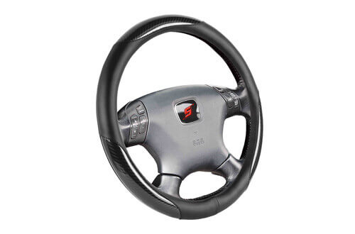 oder-free car steering wheel cover SWC202jpg