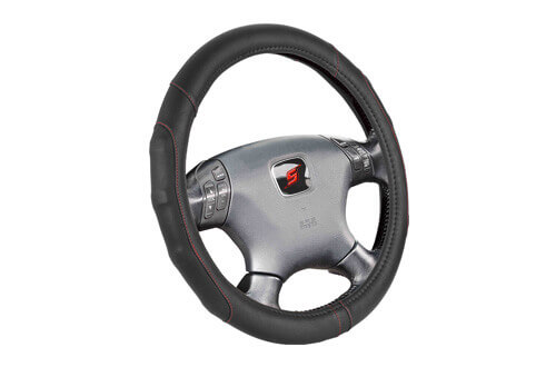 3D grip steering wheel cover SWC205