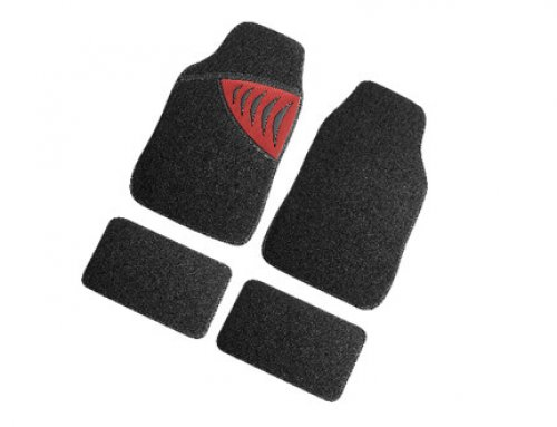 4 Piece Carpet Mats