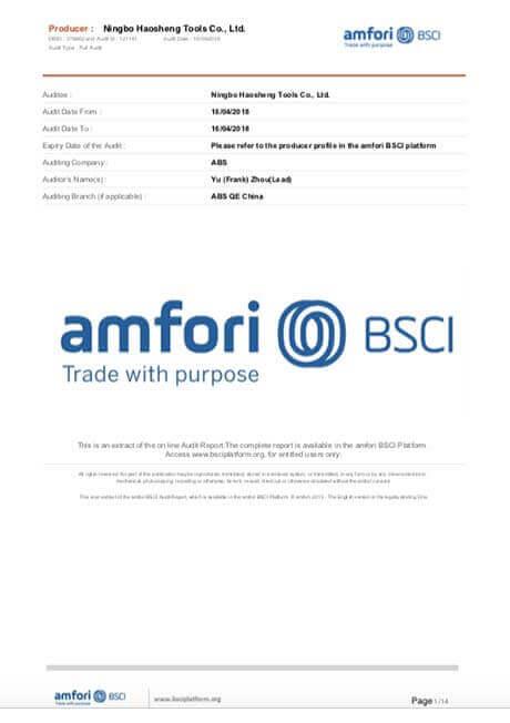 BSCI car vacuum cleaner manufacturer